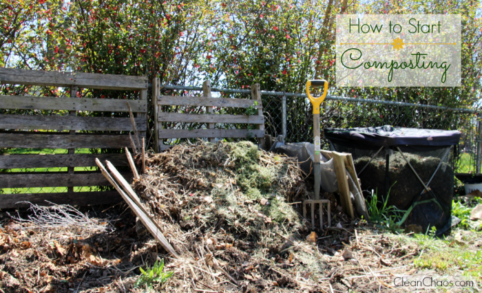 Composting 101   How to Start Composting