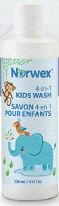 4-in-1 Kids Wash