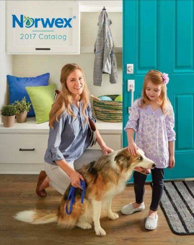 Norwex 2017 catalog cover