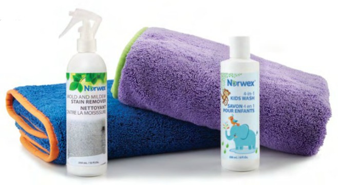 New Norwex products January 2017