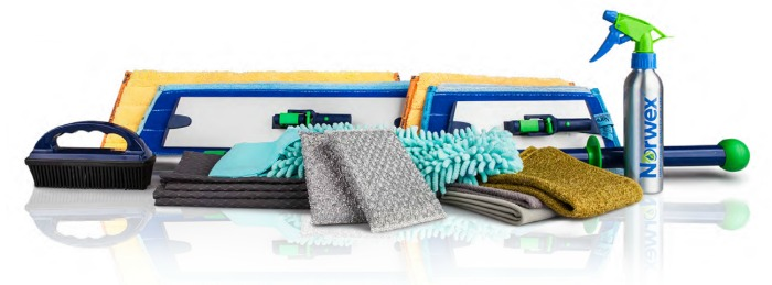 Norwex Mop Month is coming up, when party hosts can earn our top-selling microfiber mop system for FREE!