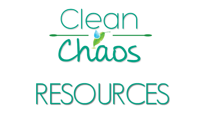 Clean Chaos Resources for direct sales businesses