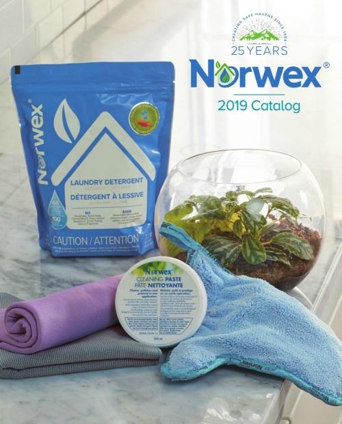 Norwex Spring 2019 Catalog
