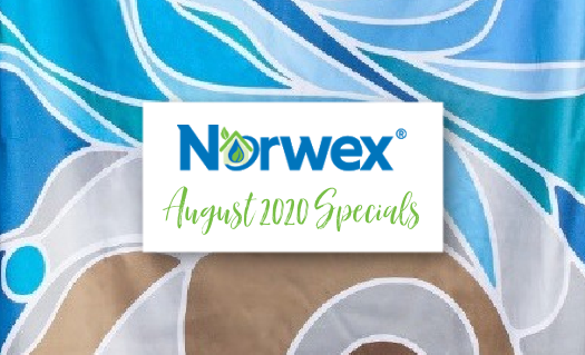 Norwex August 2020 specials for hosts and customers are out! Find out what you can earn hosting a Norwex party with our new fall catalog.