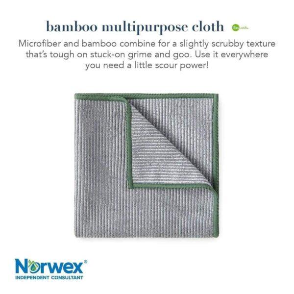 Norwex Bamboo Multipurpose Cloth
